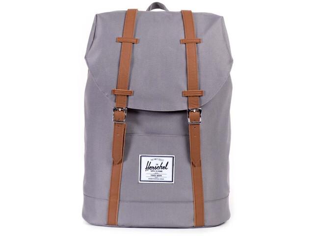 Herschel Retreat Backpack 19,5l grey/tan